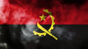Angola Flag 2